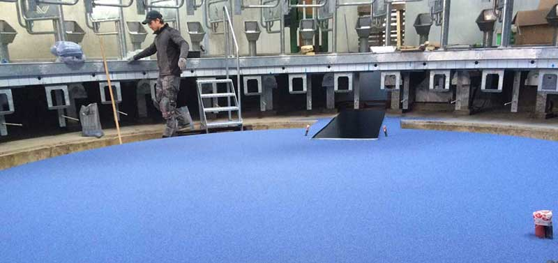 coatings voor de Rundveehouderij