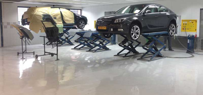 Coatings in de autobranche